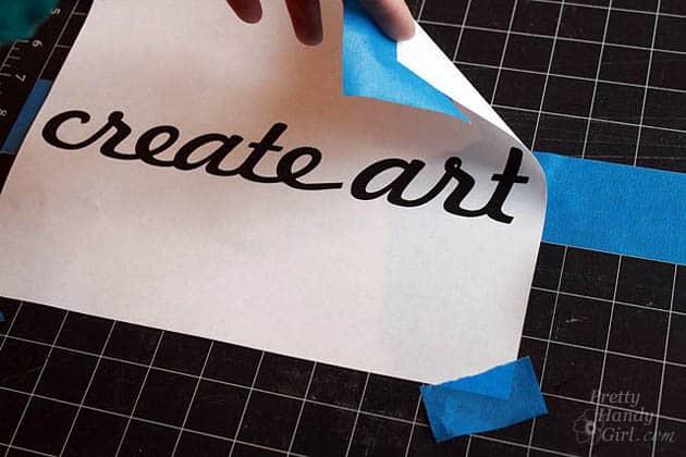 print out art