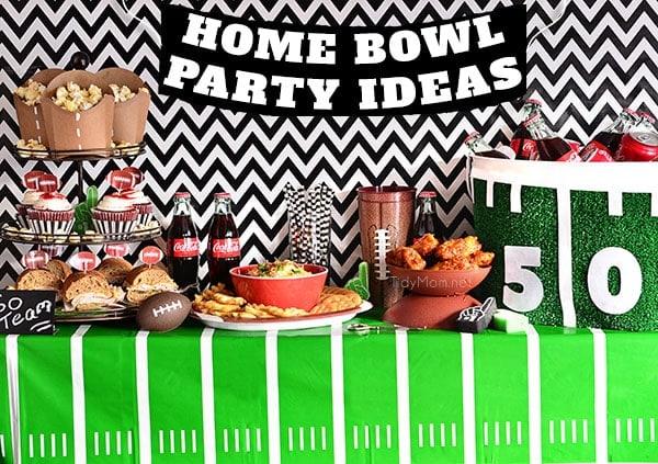 Loaded Baked Potato Dip Amp Football Party Ideas Tidymom 174