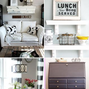 Decor & DIY Ideas to Inspire you at TidyMom.net