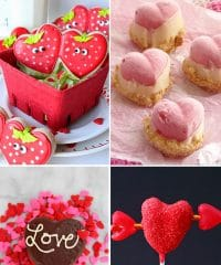 heart shaped treats image