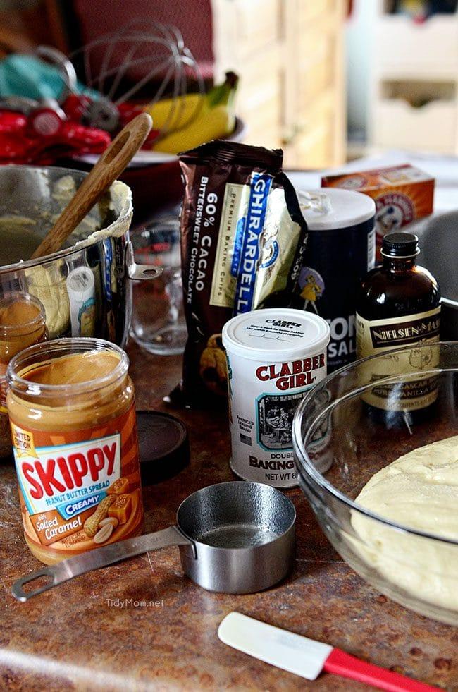 Salted Caramel Peanut Butter image
