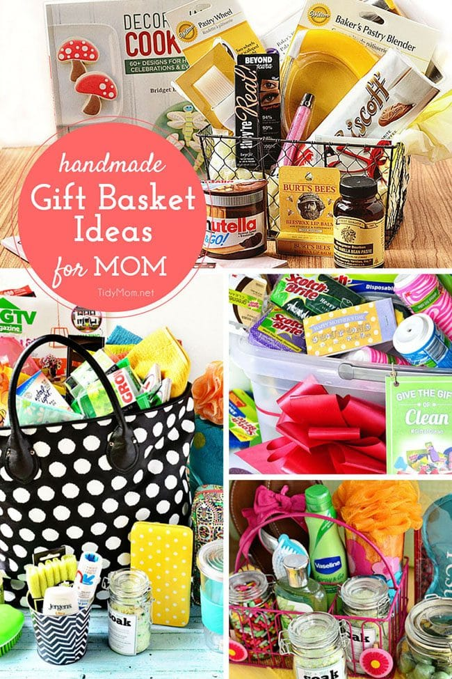 Mother's day is a great chance to show our appreciation for those wonderful women in our lives! Looking for a gift that's sure to impress the Mom in your life? Think out of the box and into the gift basket. Making a homemade gift basket is easier on the budget and have a more personal touch.