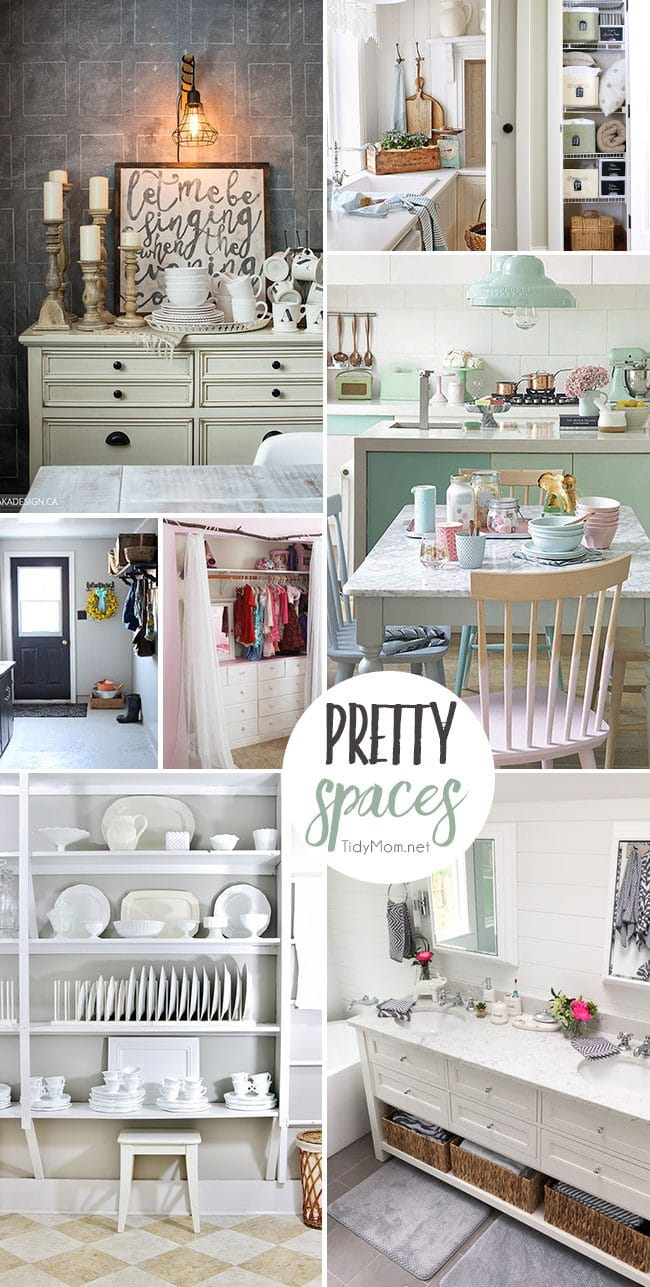 Pretty Spaces | design, decor, diy and makeovers.