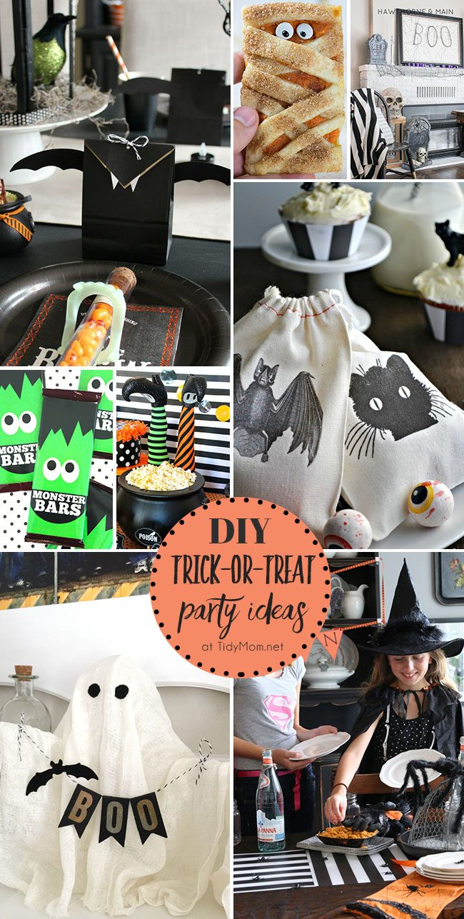 DIY Halloween Party Ideas | TidyMom®