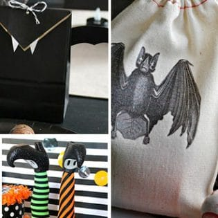 Fun and Easy DIY Trick-or-Treat Halloween Party Ideas at TidyMom.net