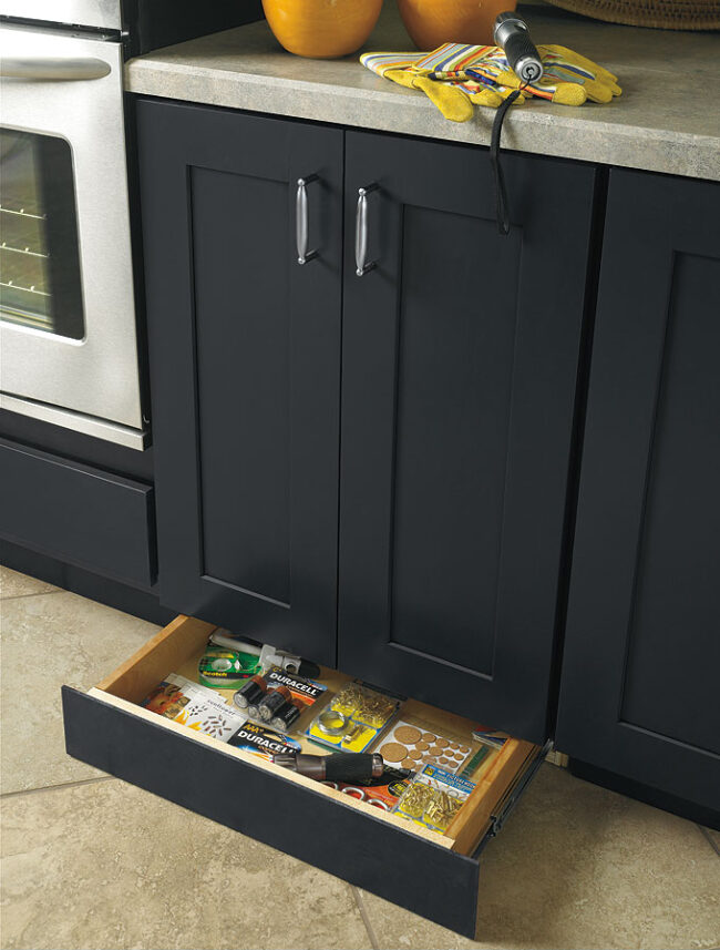 MasterBrand Cabinets Toekick Drawer