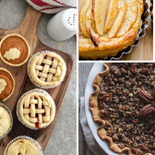 Holiday Pie Recipes You'll Love at TidyMom.net