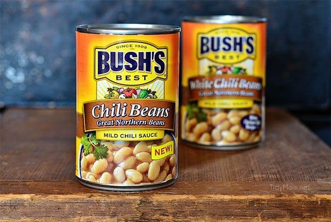 Bush's White Chili Beans