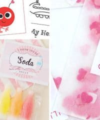 Lovable Free Valentine Printables for the sweetest day of the year, Valentine's Day.