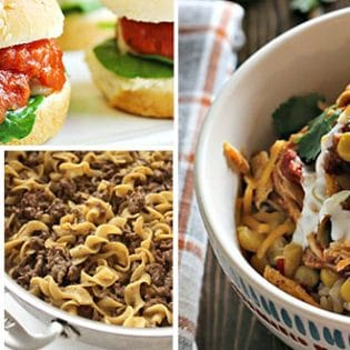 What to Make for Dinner?! Click to get 8 easy recipes you can make tonight!