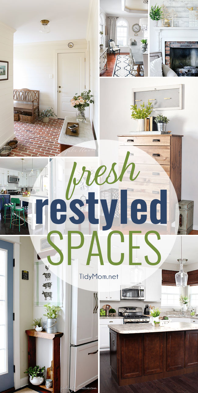 More Beautiful Home Decor Ideas. Fresh Restyled Spaces · Press The Reset  Button On Your Decor. Need A Little Inspiration? These 8 Fresh