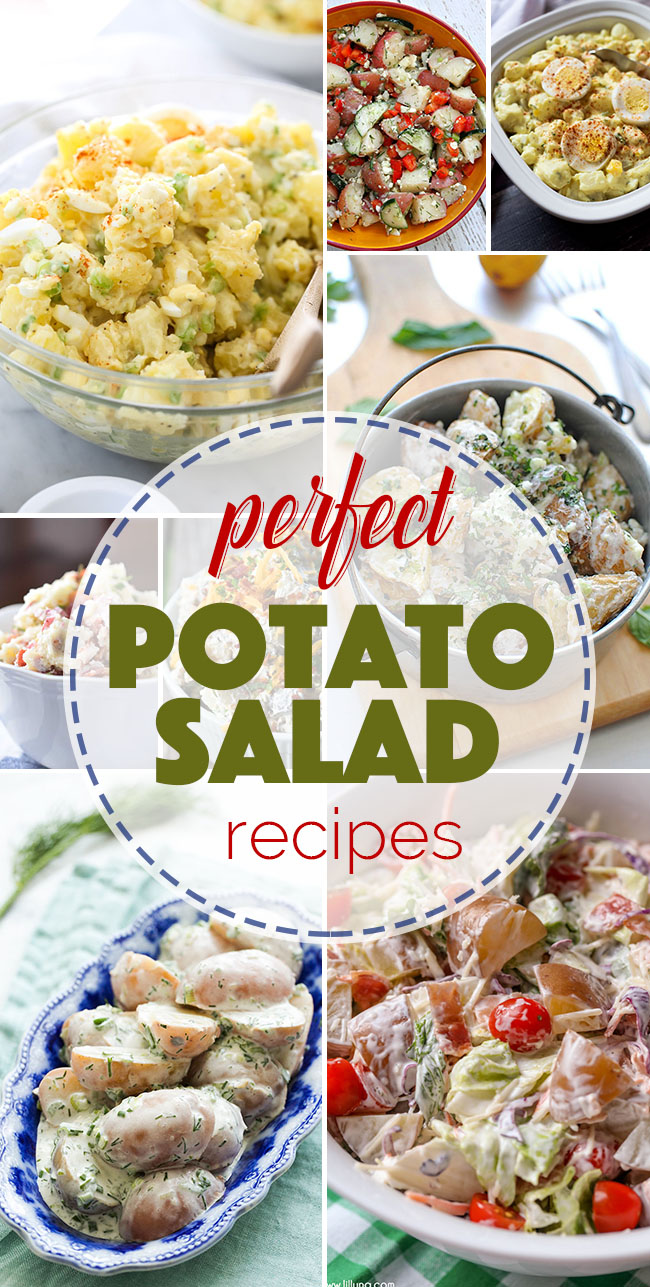 Perfect Potato Salad Recipes
