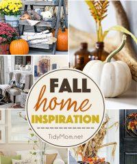 Fall Home Inspiration