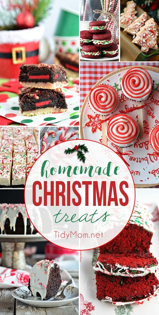 25 of the best homemade christmas treats and dessert recipes plus over 200 christmas ideas