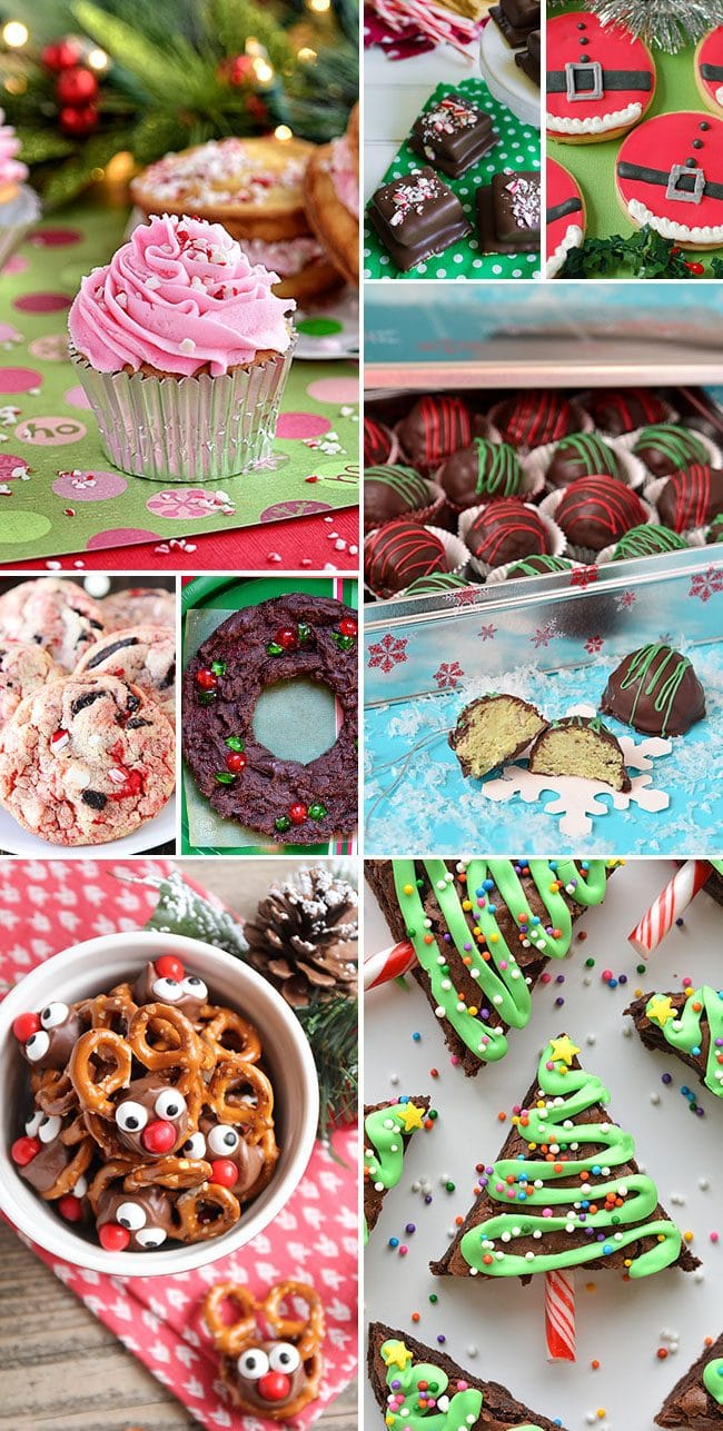 Homemade christmas treats for the ultimate christmas round for Homemade christmas goodies recipes