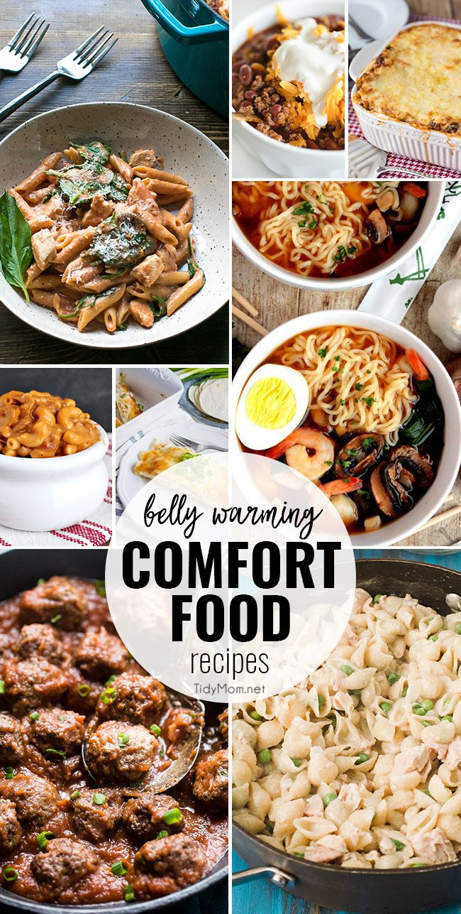 Favorite belly warming comfort food recipes tidymom 8 favorite belly warming comfort food recipes at tidymom forumfinder