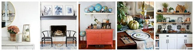Seasonal Simplicity Fall Home Tour Day 5