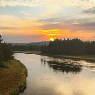 DeChutes River - Sunriver Resort in Central Oregon should be on your travel bucket list! Details at TidyMom.net