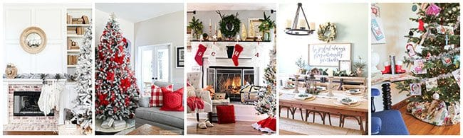 Seasonal Simplicity Christmas Home Tour Day 2