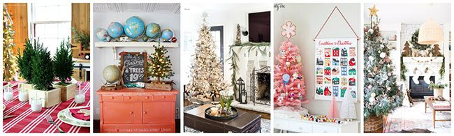 Seasonal Simplicity Christmas Home Tour Day 3