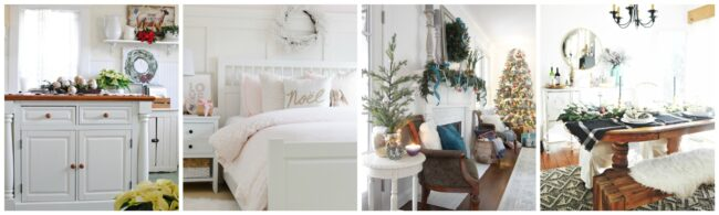 Seasonal Simplicity Christmas Home Tour Day 4