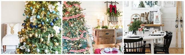 Seasonal Simplicity Christmas Home Tour Day 5
