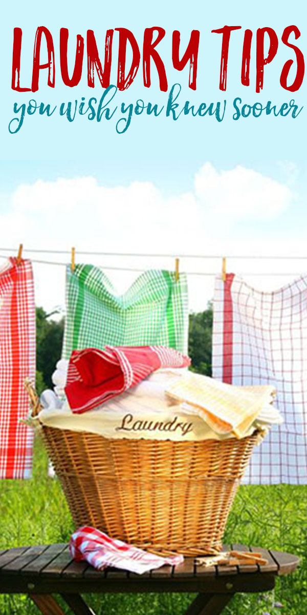 A clean home is a happy home, or so the old adage goes. This can well extend itself into your laundry room. No one likes to spend money on the perfect top or pants, only to realize that they came out smelling less than fresh or stained beyond repair. Here are a few laundry tips that you didn't even know you needed.
