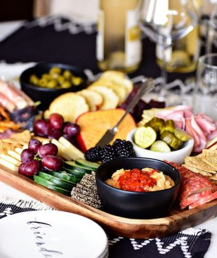 Charcuterie boards are perfect for game day, holiday entertaining, parties or just snacking any day of the week.