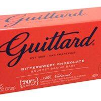 Guittard, 70% Bittersweet Cocoa Baking Bars, Semi Sweet
