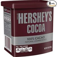 HERSHEY'S Natural Unsweetened 100% Cocoa