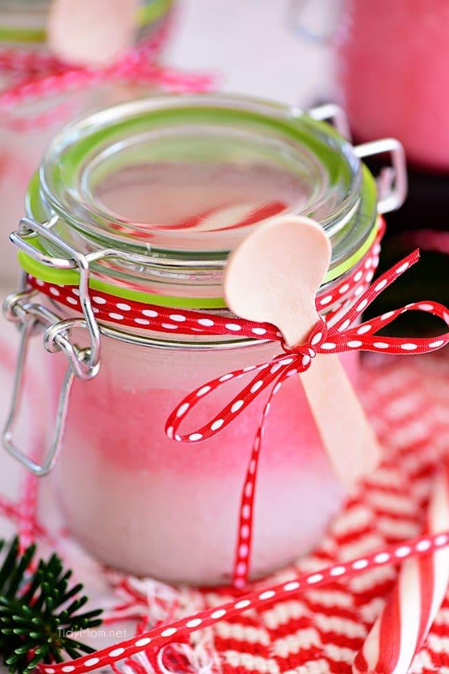 3 Ingredient Peppermint Sugar Scrub Tidymom