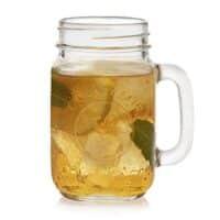 County Fair Glass Drinking Jars