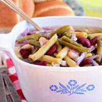 Classic Bean Salad