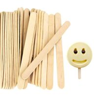 Wooden Popsicle Sticks