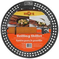 Non Stick Grill Pan with Removable Handle