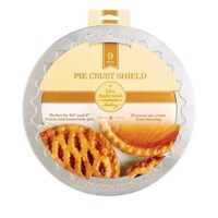Baking Pie Crust Protector Shield