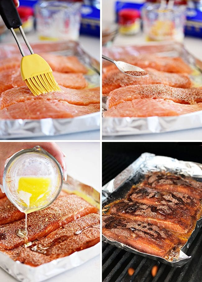 how to make blackened salmon on the grill