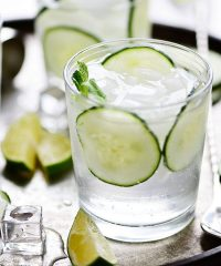 Cucumber Gimlet cocktail