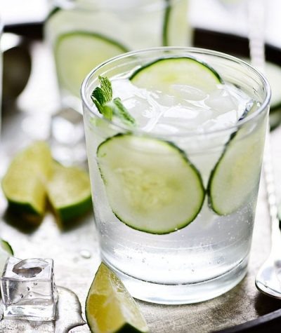 Cucumber Gimlet cocktail