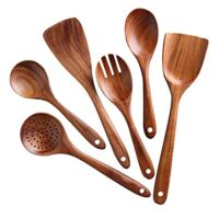 Wooden Cooking Utensil Set