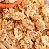 Pie Crust Cookies