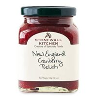 Stonewall Kitchen New England Cranberry Relish, 12 Ounce