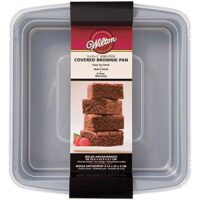Non-Stick Square Baking Pan with Lid