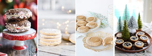 favorite cookie exchange cookies