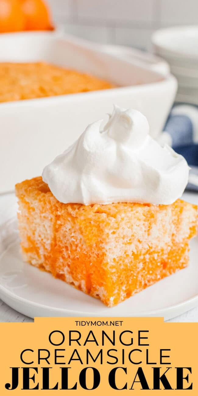 orange jello cake with whipped topping